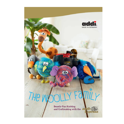 The Woolly Family - an addiExpress book
